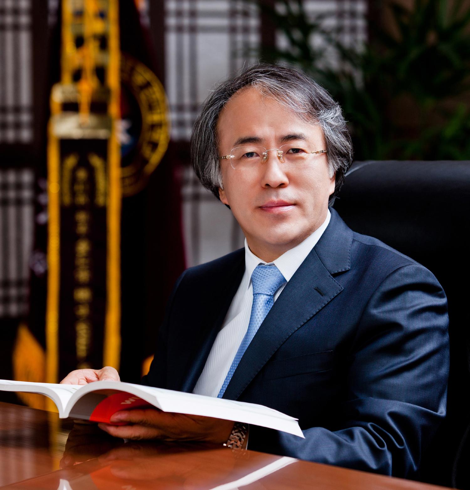 원광보건대학교 김인종 총장